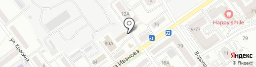 НТЦ Энергоавтоматика на карте Чебоксар