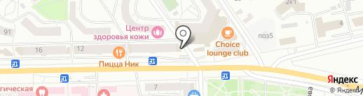 Мастерская по ремонту бытовой техники на карте Чебоксар