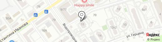 Регионгазсервис на карте Чебоксар