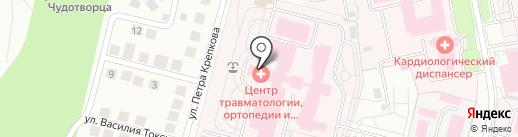 Банкомат, Промсвязьбанк, ПАО на карте Чебоксар