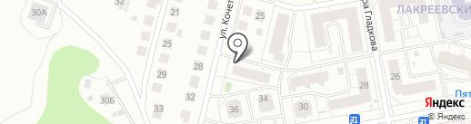 Экспертстрой на карте Чебоксар