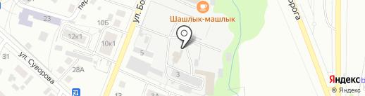 МоторКпп21.РФ на карте Чебоксар
