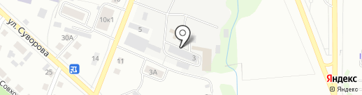 Avto Era на карте Чебоксар
