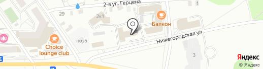 ВашАдмин на карте Чебоксар