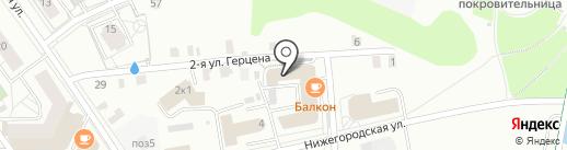 Васильев и партнеры на карте Чебоксар