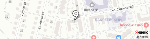 Участковый пункт полиции №6 на карте Чебоксар