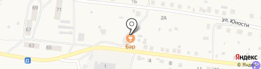 Раздолье на карте Чебоксар