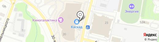 ALLUR на карте Чебоксар