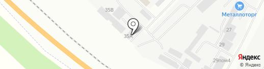 Виком на карте Чебоксар
