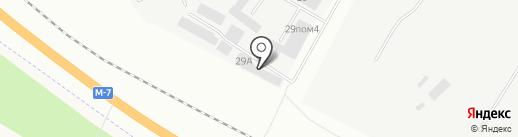 Купи хомут на карте Чебоксар