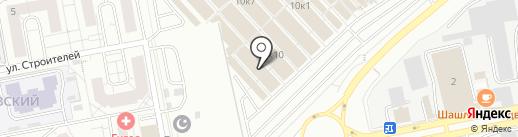 Магазин инструментов на карте Чебоксар