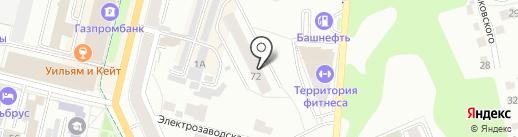 Производственно-строительная компания Новый дом на карте Чебоксар