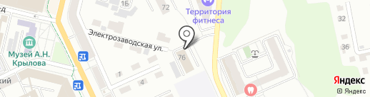 Актив Недвижимость на карте Чебоксар