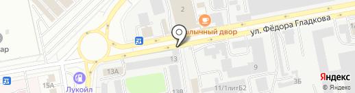 МРСК Волги-Чувашэнерго, ПАО на карте Чебоксар