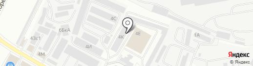 Малютка21 на карте Чебоксар
