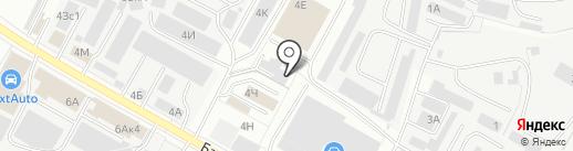 ПрофКом на карте Чебоксар