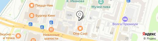 Купи Дом на карте Чебоксар