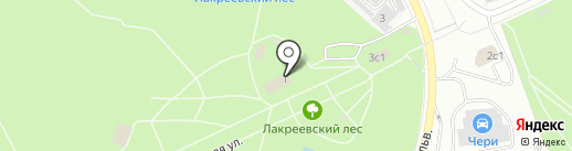 Приоритет на карте Чебоксар