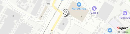 АНДИГО на карте Чебоксар