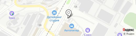 ЭлАвто на карте Чебоксар