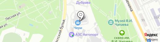 ТрансТехСервис на карте Чебоксар