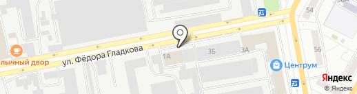 Салон одежды на карте Чебоксар