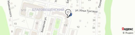 ГриZZли на карте Чебоксар