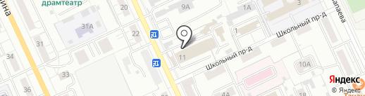 ALL AUTO на карте Чебоксар