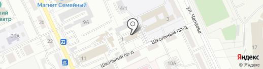 063 на карте Чебоксар