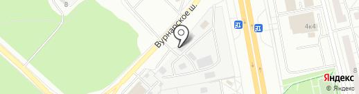 ВСЕ Приборы.ру на карте Чебоксар