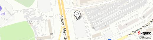 Grand на карте Чебоксар