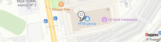 Сетелем банк на карте Чебоксар