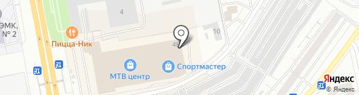 Keddo на карте Чебоксар