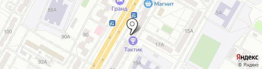 ВашиДеньги на карте Чебоксар