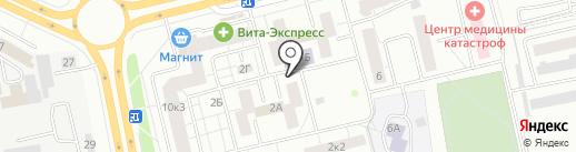 АРГОКОМ на карте Чебоксар