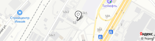 Строительные технологии на карте Чебоксар