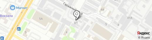 ГУДВИК на карте Чебоксар