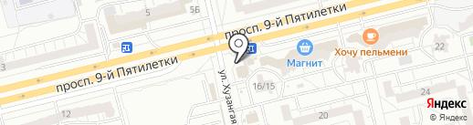Мастерская по ремонту кожгалантереи на карте Чебоксар
