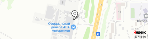 Банкомат, Бинбанк, ПАО на карте Чебоксар