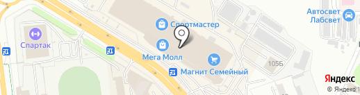 You time на карте Чебоксар