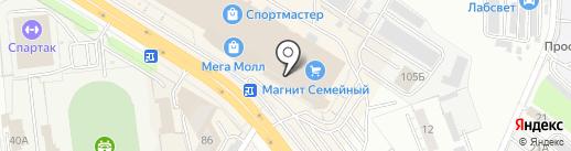 Baon на карте Чебоксар