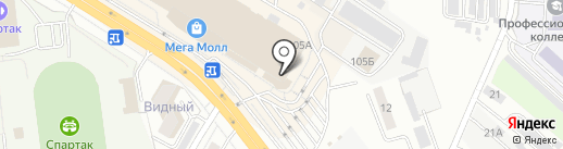 vivienne на карте Чебоксар