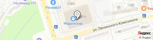 Katrin на карте Чебоксар