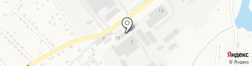 Нэкст Авто на карте Кугесей