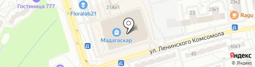 sleepy на карте Чебоксар