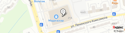 Вкусная помощь на карте Чебоксар
