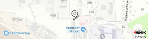 Заезжай на карте Чебоксар