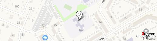Ягодка на карте Кугесей