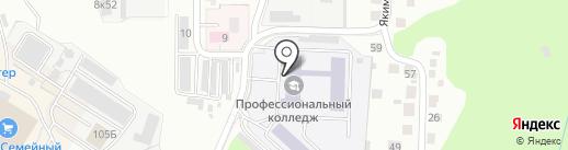 СнабПит на карте Чебоксар