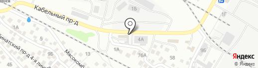 ТриплекС на карте Чебоксар